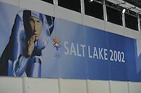 SCHAATSEN: SALT LAKE CITY: Utah Olympic Oval, 13-11-2013, Essent ISU World Cup, training, ©foto Martin de Jong