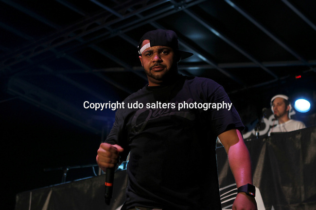 Joell Ortiz Performs at the 8th Annual Rock The Bells Held on Governors Island, NY  9/3/11