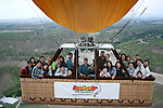 20101010 October 10 Cairns Hot Air Ballooning