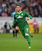 Fussball  1. Bundesliga  Saison 2013/2014  8. Spieltag VfB Stuttgart - SV Werder Bremen     05.10.2013 Aaron Hunt (SV Werder Bremen)