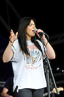 LONDON, ENGLAND - JULY 3: Clare Maguire performing at British Summertime, Hyde Park on July 3, 2016 in London, England.<br /> CAP/MAR<br /> &copy;MAR/Capital Pictures /MediaPunch ***NORTH AND SOUTH AMERICAS ONLY***