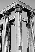 Temple of Olympian Zeus