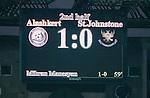 Alashkert FC v St Johnstone...02.07.15   Republican Stadium, Yerevan, Armenia....UEFA Europa League Qualifier.<br /> The final score 1-0 to Alashkert FC<br /> Picture by Graeme Hart.<br /> Copyright Perthshire Picture Agency<br /> Tel: 01738 623350  Mobile: 07990 594431