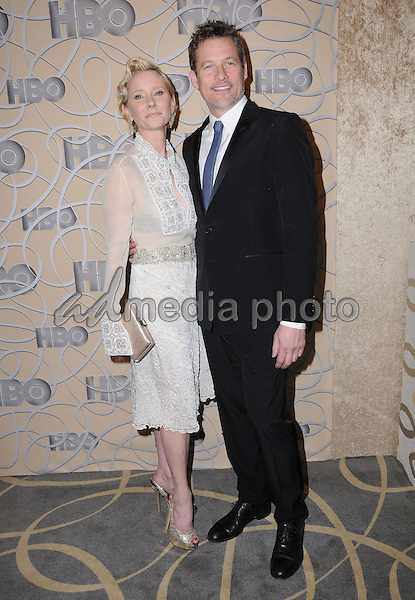 08 January 2017 - Beverly Hills, California - Anne Heche, James Tupper. HBO's Official 2017 Golden Globe Awards After Party held at the Beverly Hilton Hotel Photo Credit: Birdie Thompson/AdMedia