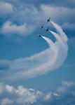 2016-08-14 USAF: Thunderbirds in Vermont