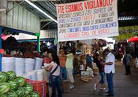 Central de Abastos, Oaxaca