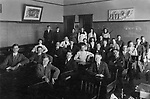 The Walsh School class of 1911.