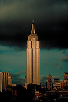 Empire State Building, designed by Shreve, Lamb & Harmon, William F. Lamb as chief designer (&Gregory Johnson) after the storm