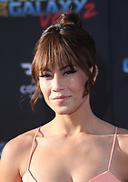 """HOLLYWOOD, CA - April 19: Alex Hudgens, At Premiere Of Disney And Marvel's """"Guardians Of The Galaxy Vol. 2"""" At The Dolby Theatre  In California on April 19, 2017. Credit: FS/MediaPunch"""