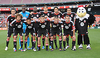 D.C. United Starting Eleven. D.C. United defeated The New England Revolution 3-2 at RFK Stadium, Saturday May 26, 2012.