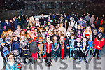 A great turn out of Witches, Goblins,Ghosts and Ghoulies turned out in Cahersiveen on Saturday night for a parade thought the town and then onto the old graveyard for a showing of Beetlejuice by the Kerry Film Festival group.