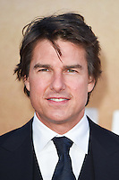 LONDON, UK. October 20, 2016: Tom Cruise at the premiere of &quot;Jack Reacher: Never Go Back&quot; at the Cineworld Empire Leicester Square, London.<br /> Picture: Steve Vas/Featureflash/SilverHub 0208 004 5359/ 07711 972644 Editors@silverhubmedia.com