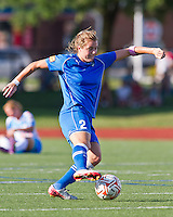 Boston Breakers forward Katie Schoepfer (2).  The Boston Breakers beat the Chicago Red Stars 1-0 at Dilboy Stadium.