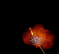 IGNITION OF HYDROGEN SOAP BUBBLES<br />