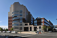 The Anlyan Center for Medical Research &amp; Education at Yale University School of Medicine, New Haven, CT. Housing a large part of the Department of Immunobiology.