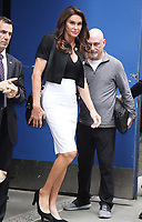 APR 24 Caitlyn Jenner Seen At Good Morning America