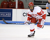 Yasin Cissé (BU - 27) - The Boston University Terriers defeated the visiting University of Toronto Varsity Blues 9-3 on Saturday, October 2, 2010, at Agganis Arena in Boston, MA.