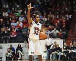 Ole Miss' Jarvis Summers (32) vs. Mississippi State at the C.M. &quot;Tad&quot; Smith Coliseum in Oxford, Miss. on Wednesday, January 18, 2012. (AP Photo/Oxford Eagle, Bruce Newman).