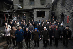 There are more than 50 cancer patients in village of Guxin in She County, Hebei Province. March 18, 2008.