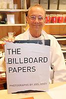 AUG 16 Joel Grey Book Signing