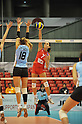 Molnar Brizitka (SRB), November 17 2011 - Volleyball : .FIVB Women's World Cup 2011, 4th Round .match between Serbia 3-0 Argentina .at Tokyo Metropolitan Gymnasium, Tokyo, Japan. .(Photo by Atsushi Tomura/AFLO SPORT) [1035]