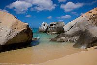 The Baths  Virgin Gorda  British Virgin Islands The Baths National Park   Caribbean Sea  British Overseas Territory