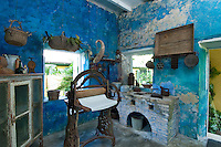 Lawaetz Museum.<br /> St Croix.US Virgin Islands