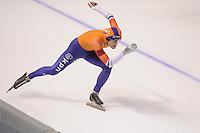 SPEEDSKATING: CALGARY: Olympic Oval, 25-02-2017, ISU World Sprint Championships, 1000m Men, Ronald Mulder (NED), ©photo Martin de Jong