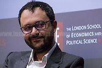 """22.09.2016 - LSE Presents: Riad Sattouf - """"Arab Dreams: Growing Up In The Shadow Of Dictators"""""""