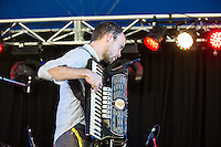 Dark Dark Dark at Harvest Festival, Werribee Park, Melbourne, 11 November 2012