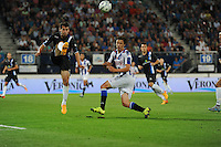 VOETBAL: HEERENVEEN: Abe Lenstra Stadion 29-08-2015, SC Heerenveen - PEC Zwolle, uitslag 1-1, ©foto Martin de Jong