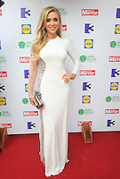 03/06/2014  <br /> Claudine Keane<br /> during the Pride of Ireland awards at the Mansion House, Dublin.<br /> Photo: Gareth Chaney Collins