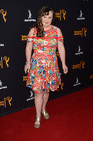 Jamie Brewer<br /> at the Television Academy and SAG-AFTRA Host 4th Annual Dynamic &amp; Diverse Celebration, Saban Media Center, North Hollywood, CA 08-25-16<br /> Dave Edwards / MediaPunch