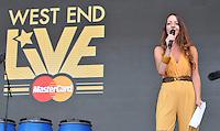 JUN 19 West End Live 2016