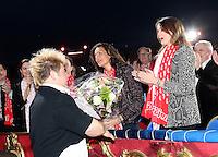 Princess Stéphanie Of Monaco receives a Birthday gift - Monaco