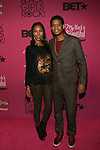 """Guest and Chef Roble Attend """"BLACK GIRLS ROCK!"""" Honoring legendary singer Patti Labelle (Living Legend Award), hip-hop pioneer Queen Latifah (Rock Star Award), esteemed writer and producer Mara Brock Akil (Shot Caller Award), tennis icon and entrepreneur Venus Williams (Star Power Award celebrated by Chevy), community organizer Ameena Matthews (Community Activist Award), ground-breaking ballet dancer Misty Copeland (Young, Gifted & Black Award), and children's rights activist Marian Wright Edelman (Social Humanitarian Award) Hosted By Tracee Ellis Ross and Regina King Held at NJ PAC, NJ"""