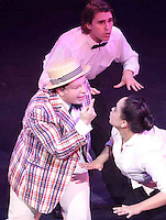 "A song from ""The Music Man"" was performed in the Broadway Revue in the Festival Playhouse at the 2007 Arts Gala at Wright State University, Saturday night.."