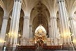 Seo Cathedral; Zaragoza - Saragossa; Aragon; Spain