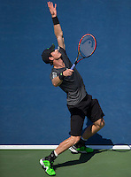 ANDY MURRAY (GBR)<br /> The US Open Tennis Championships 2014 - USTA Billie Jean King National Tennis Centre -  Flushing - New York - USA -   ATP - ITF -WTA  2014  - Grand Slam - USA  <br /> <br /> 25th August 2014 <br /> <br /> &copy; AMN IMAGES