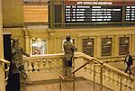 Interior Grand Central Station