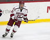 Seb Lloyd (Harvard - 15) - The Harvard University Crimson defeated the US National Team Development Program's Under-18 team 5-2 on Saturday, October 8, 2016, at the Bright-Landry Hockey Center in Boston, Massachusetts.