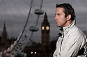 "Ben Ainslie, four time Olympic medallist pictured in central London as he launches ""Ben Ainslie Racing"". A new team that will compete in 2012 Americas Cup World Series..Credit: Lloyd Images / Ben Ainslie Racing"