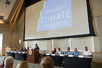 20140610 Gund Institute Event Highlighting Release of Vermont Climate Assessment