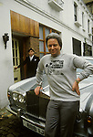 Robert Daubigny real name Robert Fuller Exegesis 1970s Cult with Rolls Royce London.<br />