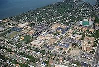 1997 April 17..Redevelopment.Old Dominion (R-28)..Aerial View.Looking Northwest...NEG#.NRHA#..REDEV:ODU II 1 5:19