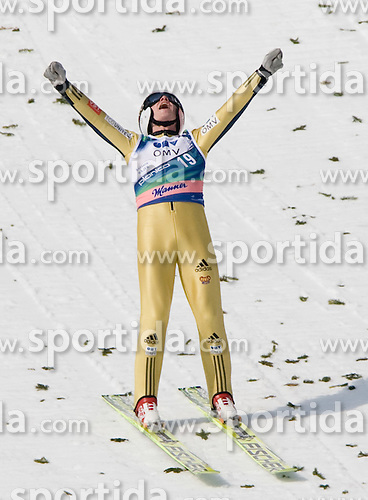 HAJEK Antonin, Dukla Liberec, CZE  competes during Flying Hill Individual Fourth Round at 3rd day of FIS Ski Flying World Championships Planica 2010, on March 20, 2010, Planica, Slovenia.  (Photo by Vid Ponikvar / Sportida)