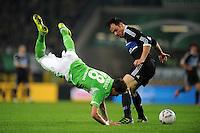 Fussball Bundesliga 2011/12: VFL Wolfsburg - Hamburger SV