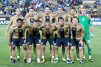 Philadelphia Union Starting Eleven. The San Jose Earthquakes defeated the Philadelphia Unioin 1-0 at Buck Shaw Stadium in Santa Clara, California on September 15th, 2010.