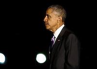 OCT 20 US President Barack Obama Returns To The White House