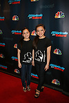 AGT Contestant Mitsi Dancing School at America's Got Talent Post Show Red Carpet at Radio City Music Hall, NY